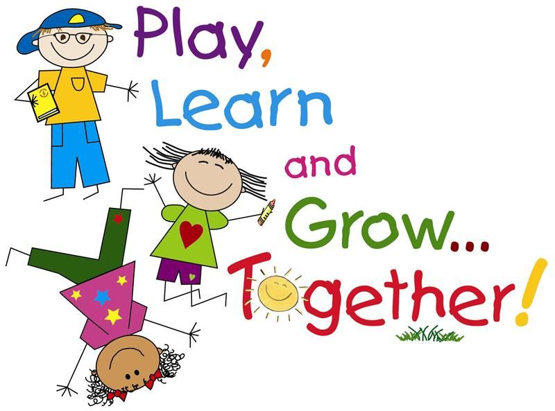 Play, Learn, Grow