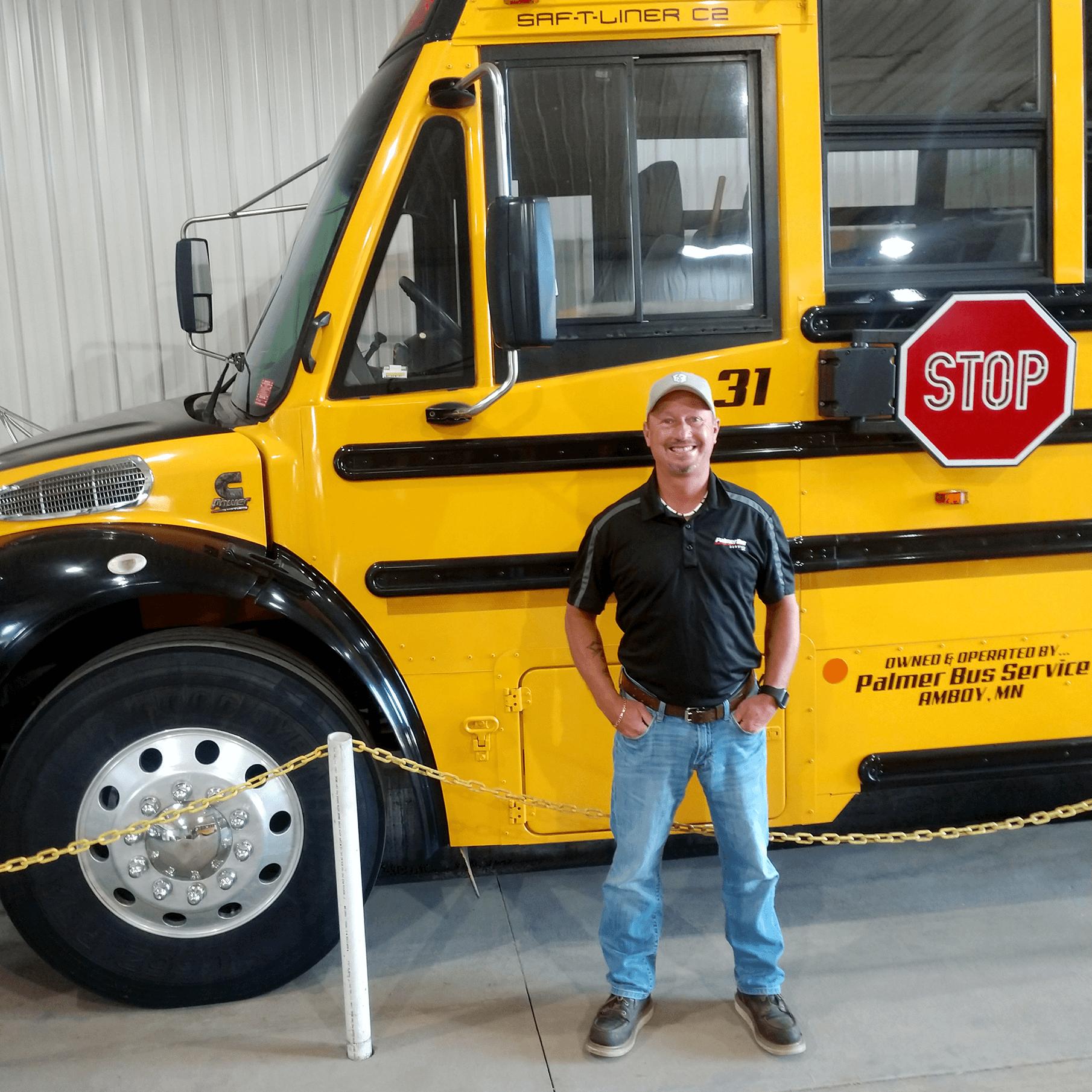 Transportation / Palmer Bus Service of Maple River